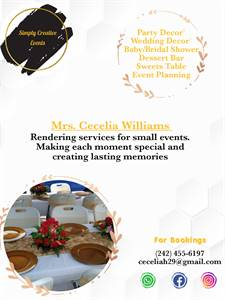 Simply Creative Events
