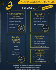 JUST Complete Coverage- Virtual Assistant Services