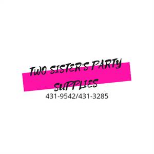 Two Sister's bakery and Party supplies