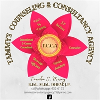 Tammy's Counseling & Consultancy Agency Tameka Moxey